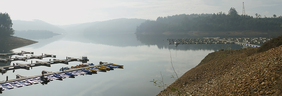 Montebelo Aguieira Lake and Resort